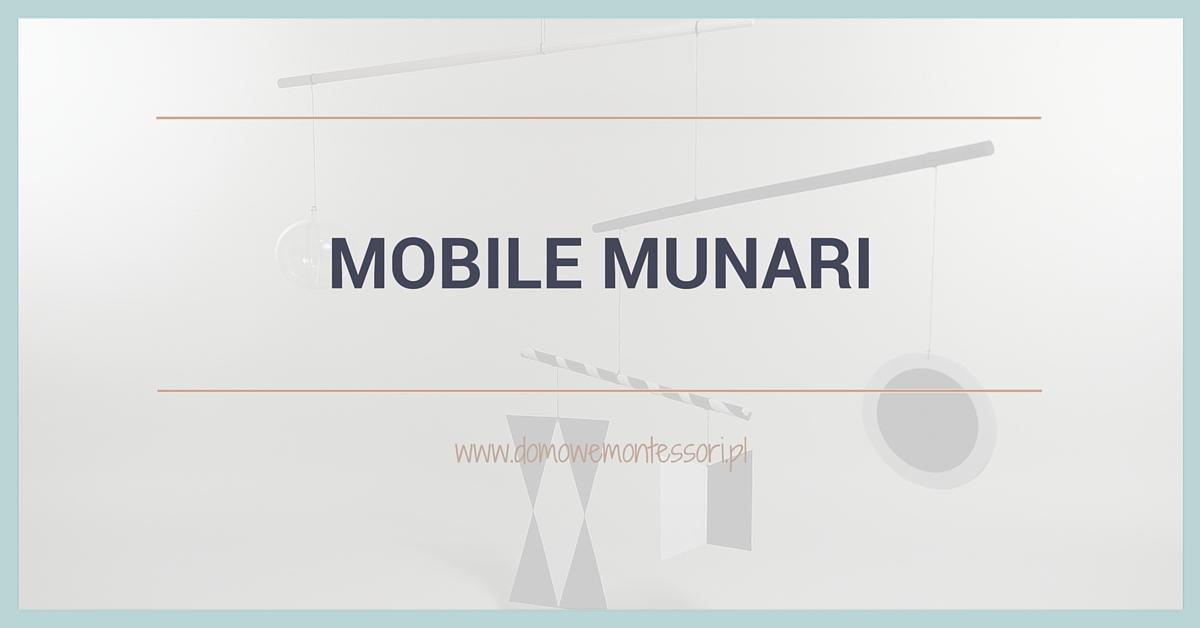 Mobile Munari – Zrób ToSam