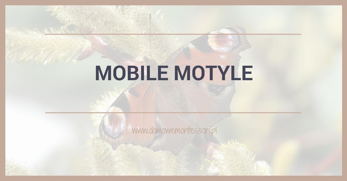 Mobile motyle