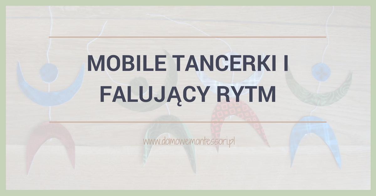 Mobile tancerki ifalujący rytm