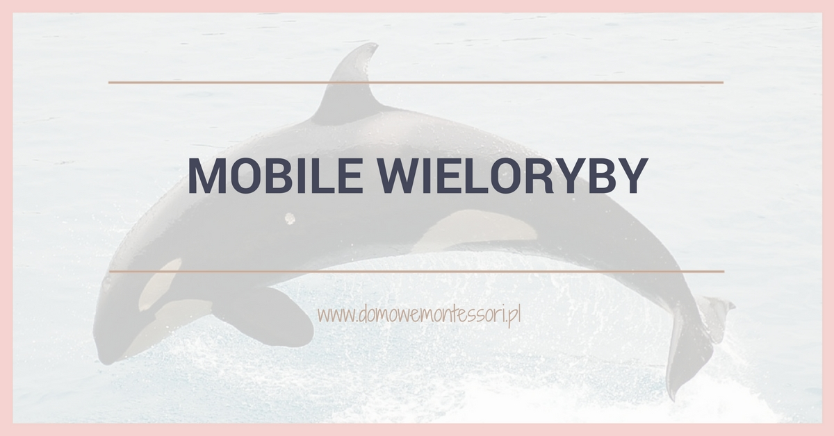 Mobile wieloryby
