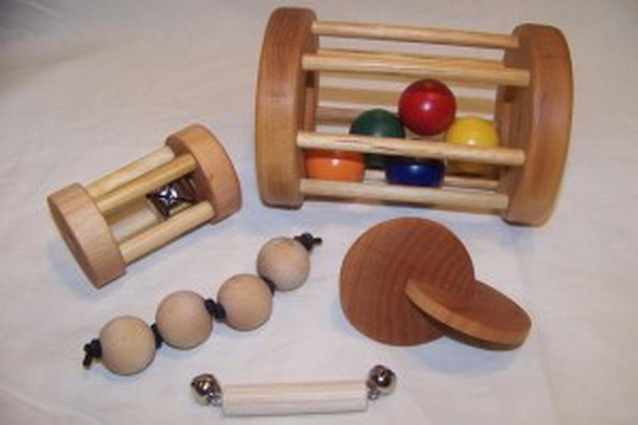 Pierwsze zabawki dokupienia wBeginning Montessori