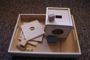 Gotowe pudełko
