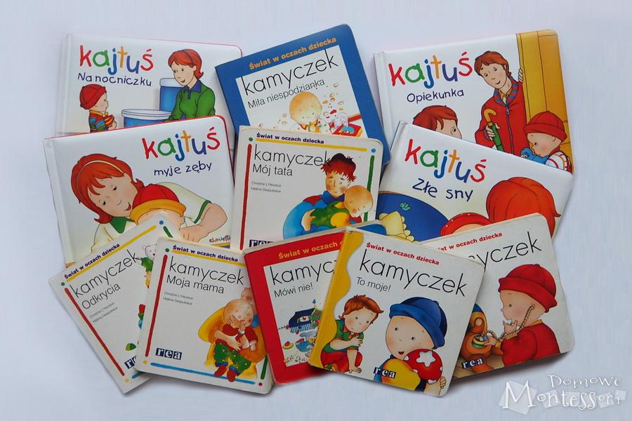 Nasze książki oKajtusiu