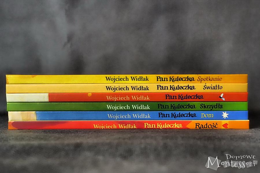 Pan Kuleczka - nasze książki