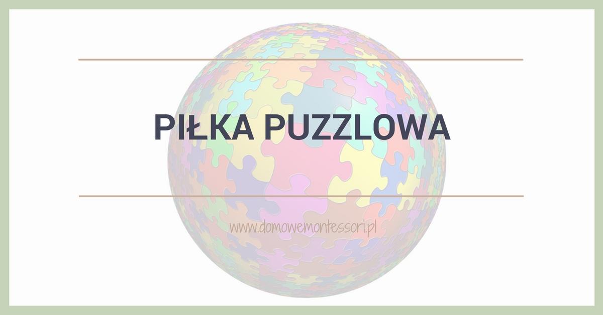 Piłka Takane zwana puzzlową