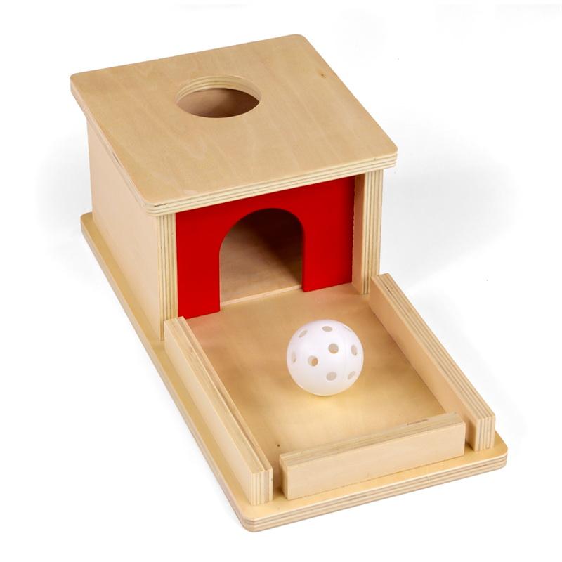 Pudełko zkulą itacką