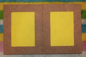Dotykowe tabliczki - przykład 1