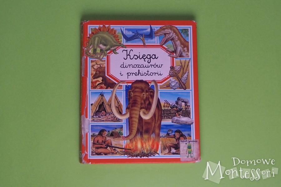 Księga dinozaurów iprehistorii