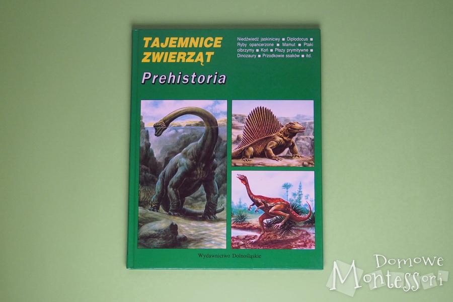 Tajemnice zwierząt. Prehistoria