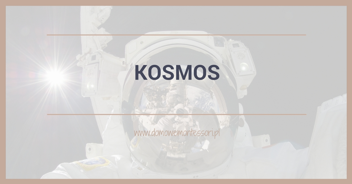 Kosmos – propozycje zabaw ikarty zplanetami