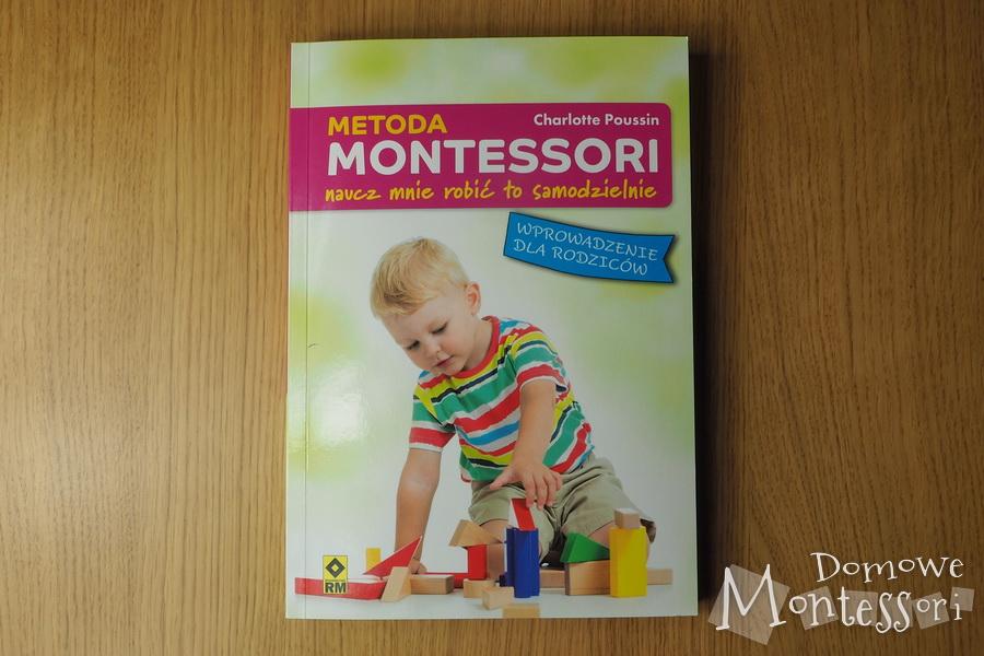 Metoda Montessori okładka książki