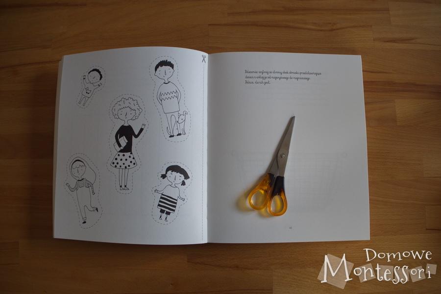 Montessori dla każdego - wycinanki