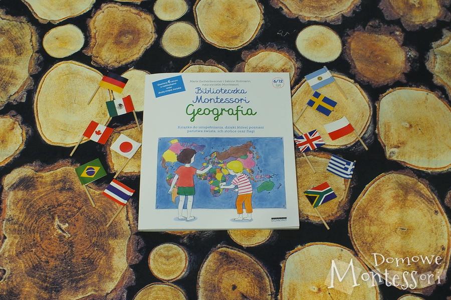 Biblioteczka Montesssori - Geografia