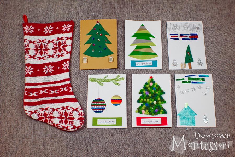 Kartki świąteczne z2019 roku