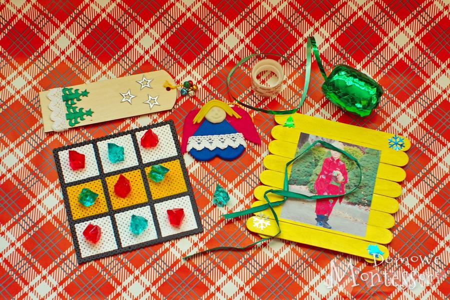 Nasze prezenty DIY wykonane wspólnie zdzieckiem