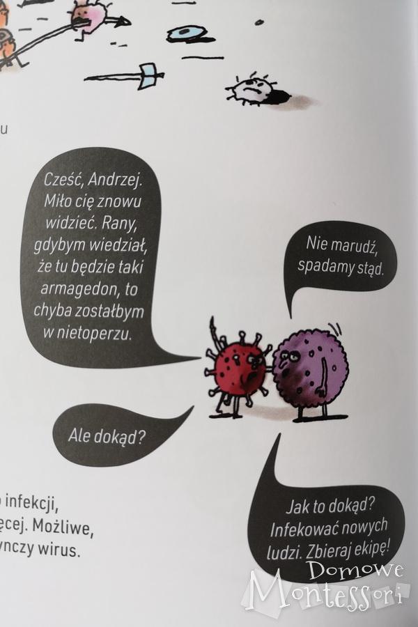 Rozmowa wirusów