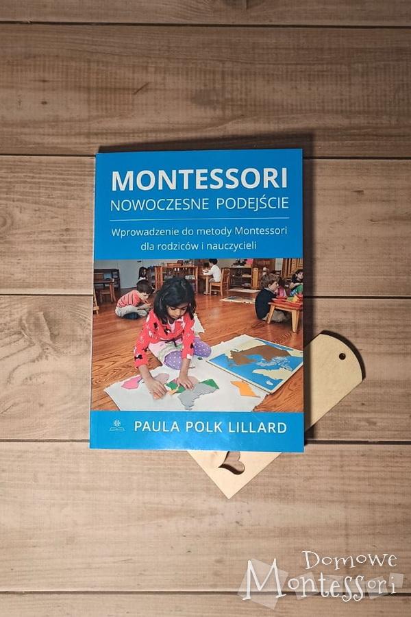 """""""Montessori. Nowoczesne podejście"""" zzakładką"""
